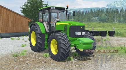John Deere 69Ձ0 para Farming Simulator 2013