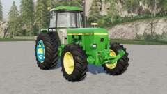 John Deere 4040-series para Farming Simulator 2017