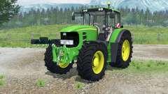 John Deere 7530 Premiuꝳ para Farming Simulator 2013