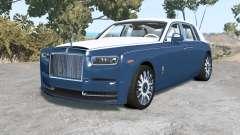 Rolls-Royce Phantom 2018 para BeamNG Drive