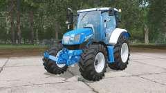 New Holland Ⱦ6.160 para Farming Simulator 2015