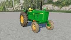John Deere 4000-serieʂ para Farming Simulator 2017