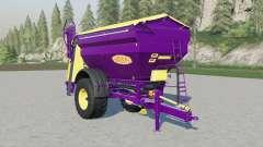 Bredal K105 & Ƙ165 para Farming Simulator 2017