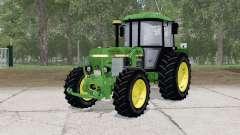 John Deere 36ⴝ0 para Farming Simulator 2015