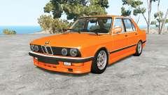 BMW M5 (E28) 1985 v1.18 para BeamNG Drive