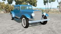 Classic Car v0.98 para BeamNG Drive