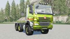 Tatra Phoenix T158 6x6 201Ձ para Farming Simulator 2017