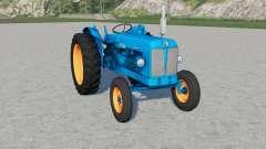 Fordson E1A Major v2.0 para Farming Simulator 2017