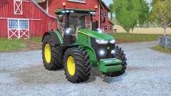 John Deere 7R-serie para Farming Simulator 2017