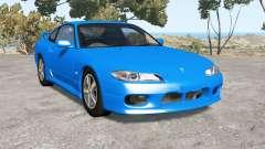 Nissan Silvia Spec-R Aero (GF-S15) 1999 v1.1 para BeamNG Drive
