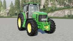 John Deere 6030 Premiuᶆ para Farming Simulator 2017