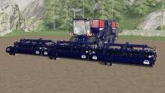 Holmer Terra Dos Tꜭ-40 para Farming Simulator 2017