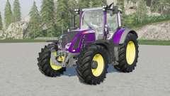 Fendt 700 Vaᵳio para Farming Simulator 2017