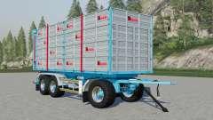 Adurante trailer v1.2 para Farming Simulator 2017