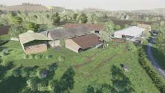 Les Plaines Ardennaises para Farming Simulator 2017