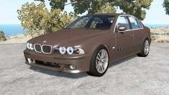 BMW M5 (E39) 2001 v1.18 para BeamNG Drive