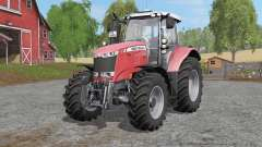 Massey Ferguson 6600-serieᵴ para Farming Simulator 2017
