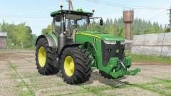 John Deere 8R-seꞧies para Farming Simulator 2017