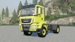 MAN TGS 18.500 motor config para Farming Simulator 2017