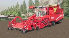 Grimme Tectron ꝝ15 para Farming Simulator 2017