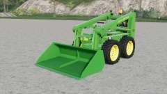 John Deere 90 no roll-cage para Farming Simulator 2017