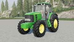 John Deere 7030 Premiuᶆ para Farming Simulator 2017