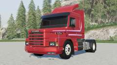 .Scania T113H para Farming Simulator 2017