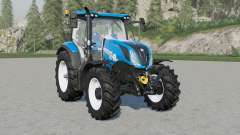 New Holland T6-seri's para Farming Simulator 2017
