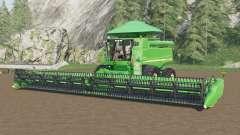 John Deere 9000 STꞨ para Farming Simulator 2017