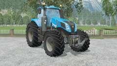Nueva Hollanꝱ T8.320 para Farming Simulator 2015