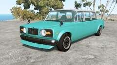 Ibishu Miramar Limousine v2.69 para BeamNG Drive