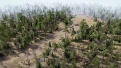 Ural 9: Aserraderos abandonados para MudRunner