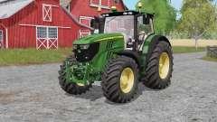 John Deere 6170R & 6210R para Farming Simulator 2017