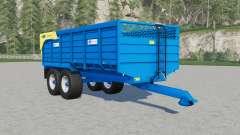 Kane grain trailer para Farming Simulator 2017