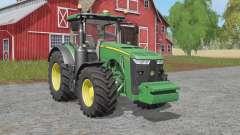 John Deere 8320R & 8370Ɍ para Farming Simulator 2017