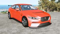 Jaguar XE SV Project 8 Touring 2019 para BeamNG Drive
