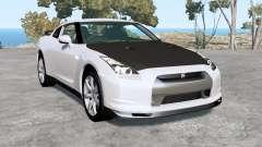 Nissan GT-R Spec V (R35) 200୨ para BeamNG Drive