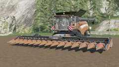 New Holland CR10.90 Blunk Edition v1.0.0.1 para Farming Simulator 2017