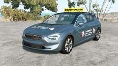 Cherrier FCV Driving School para BeamNG Drive
