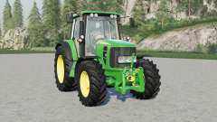 John Deere 6030 Premiuꬺ para Farming Simulator 2017