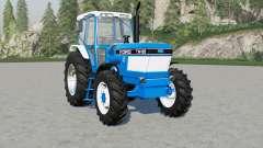 Ford TW-serieᵴ para Farming Simulator 2017
