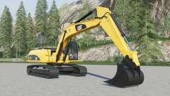 Caterpillar 325D L para Farming Simulator 2017