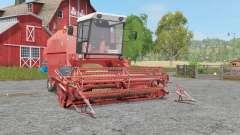 Bizon Rekord Ⱬ058 para Farming Simulator 2017