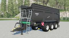 Krampe Bandiƫ 800 para Farming Simulator 2017