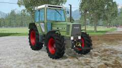 Fendt Farmer 310 LSA Turbomatiꞣ para Farming Simulator 2015