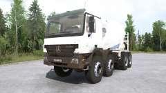 Mercedes-Benz Actros 4141 (MP2) 2002 para MudRunner
