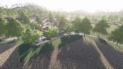 Voralpen para Farming Simulator 2017