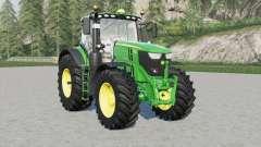 John Deere 6R-seᶉies para Farming Simulator 2017
