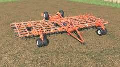 Horsch Cruizer 12 XL ploⱳ para Farming Simulator 2017