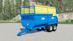 Kane silage trailer para Farming Simulator 2017